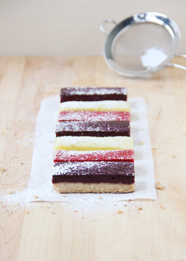 Fruit Square Recipes for All Seasons: How to Turn Seasonal Bounty into Delightful Treats (Dairy-Free, Gluten-Free Options)