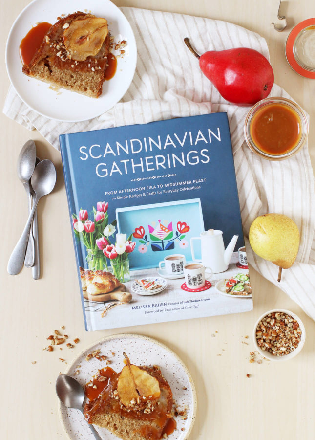 Scandinavian Gatherings, a recipe and craft book by Melissa Bahen from the blog Lulu the Baker // FoodNouveau.com