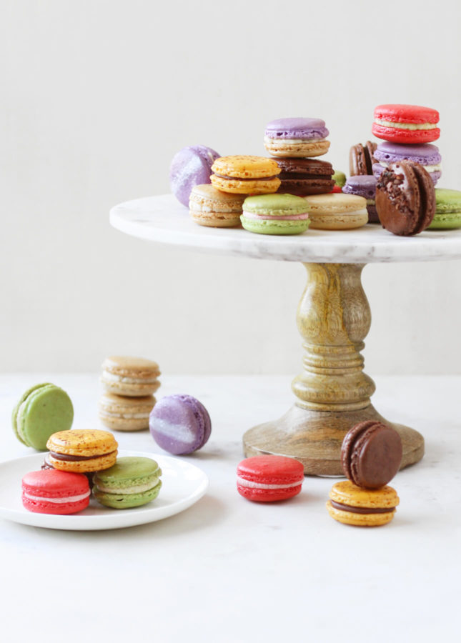 How to Make French Macarons: A Detailed Step-by-Step Recipe by FoodNouveau.com